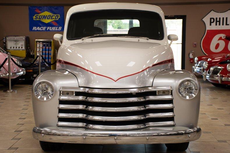 1954 chevrolet 3100 restomod