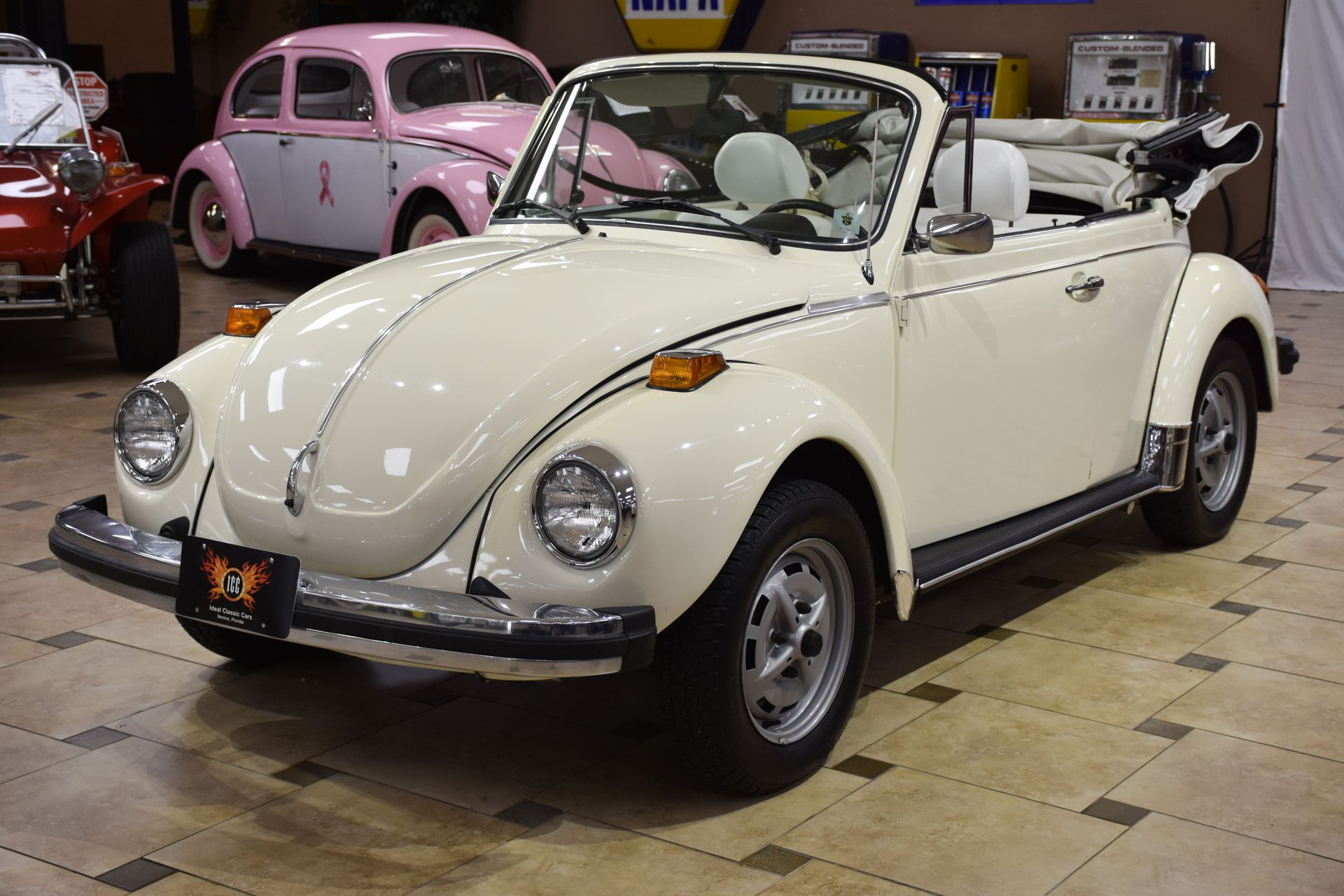 1976 volkswagen super beetle cabrio fuel injection
