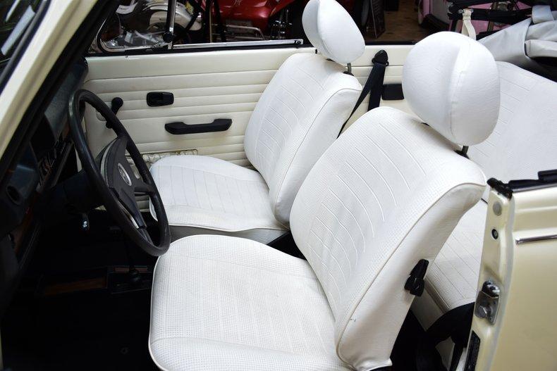 1976 volkswagen super beetle cabrio fuel injection