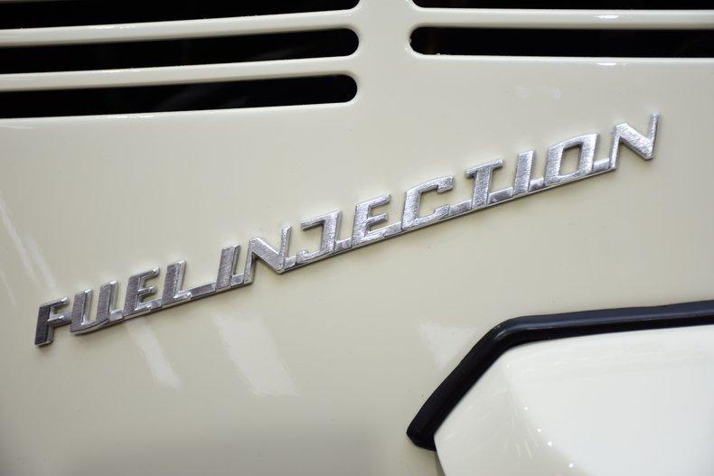 1976 volkswagen super beetle cabriolet