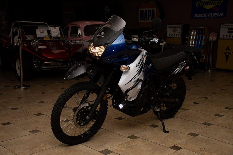 2012 kawasaki klr650