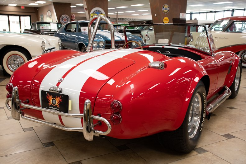 1967 shelby cobra everett morrison