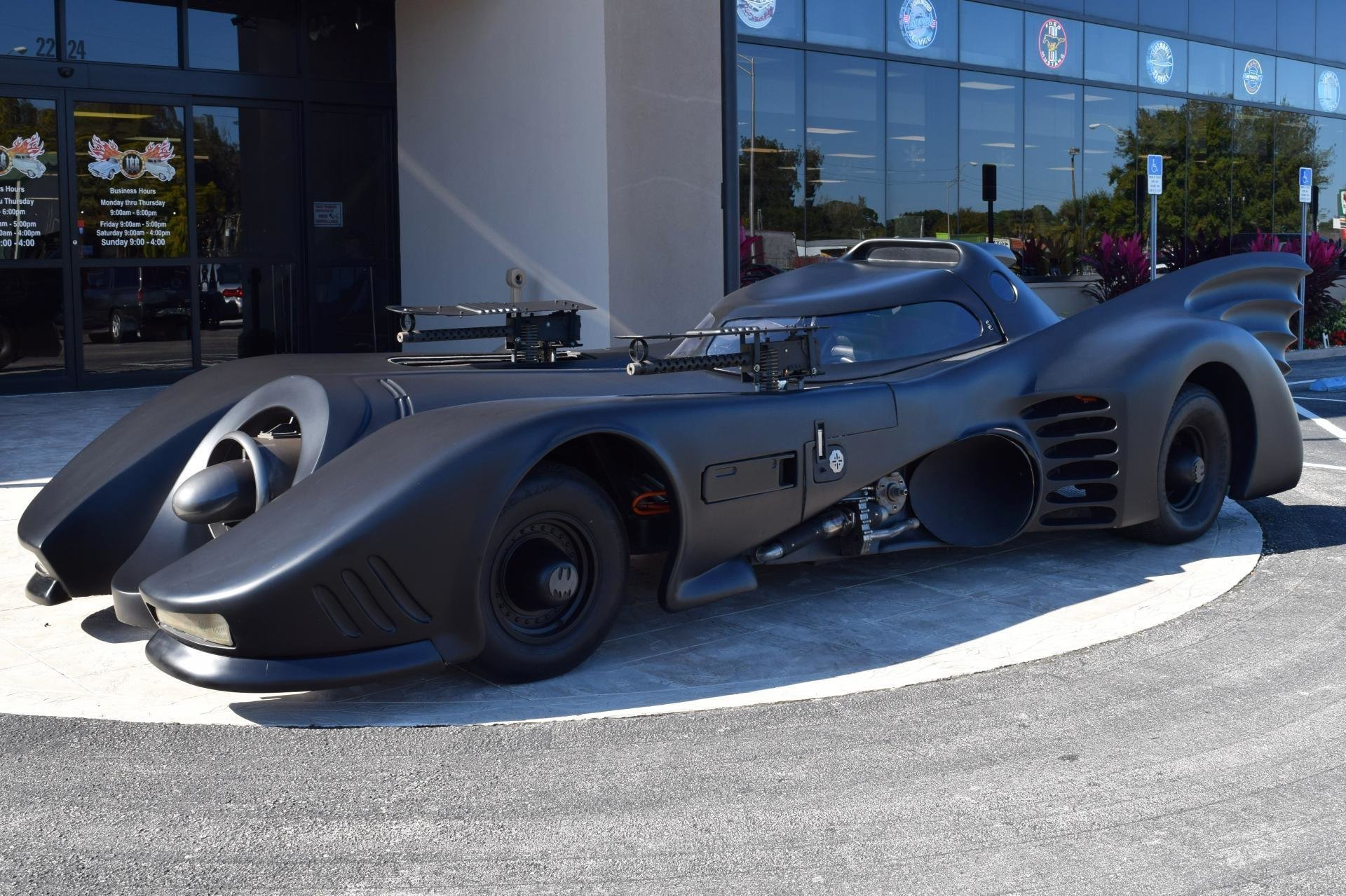 1995 Z Movie CAR Batmobile