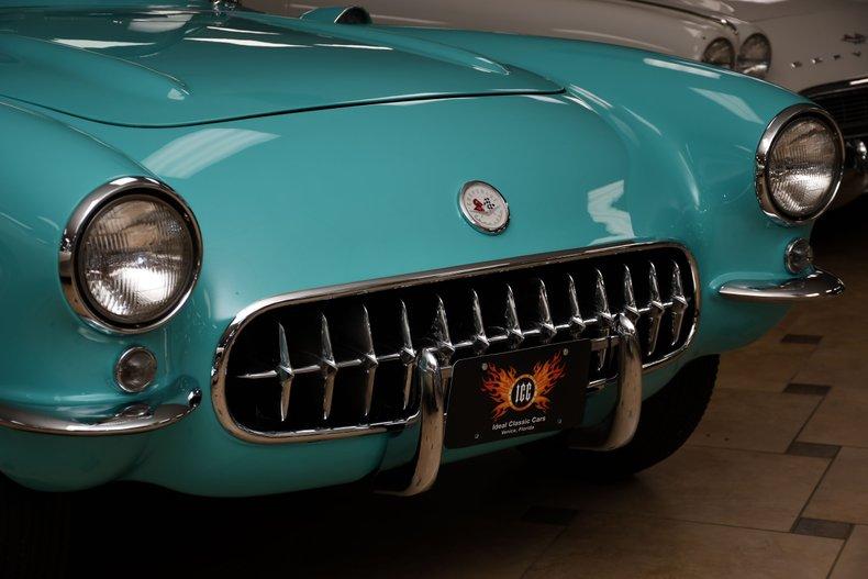1957 chevrolet corvette 2x4bbl