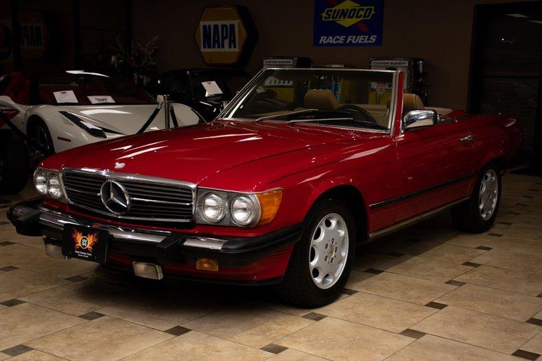 1985 mercedes benz 380sl