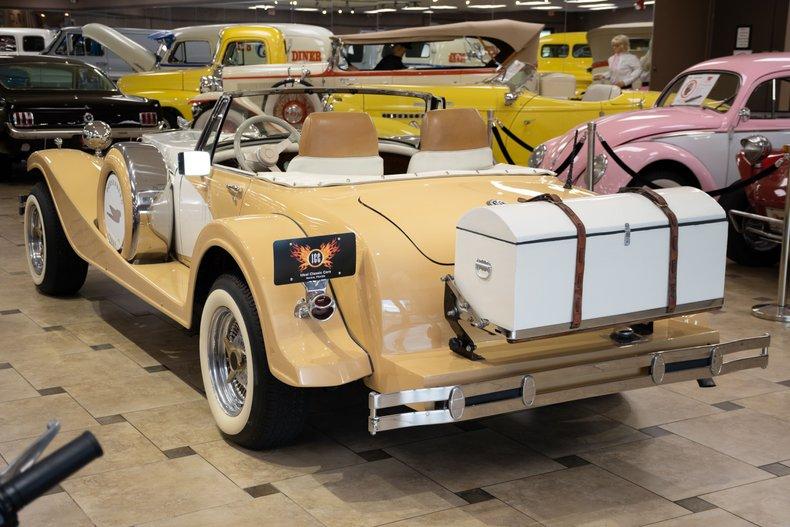 1987 duesenberg roadster