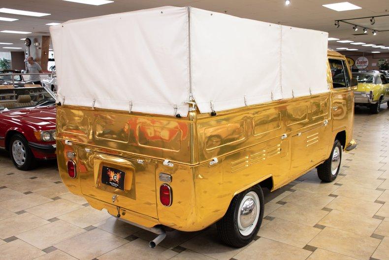 1968 volkswagen transporter standard cab
