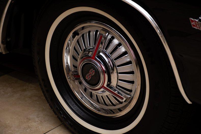 1965 chevrolet chevelle malibu ss convertible