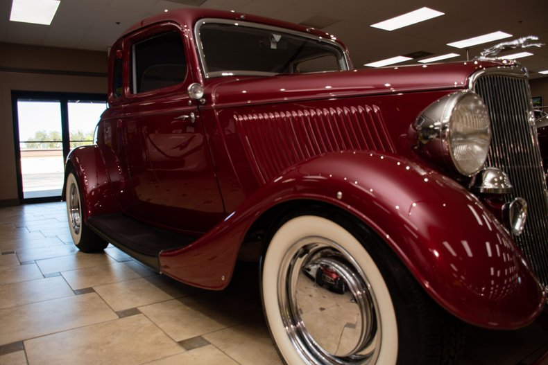 1933 ford model b 5 window coupe