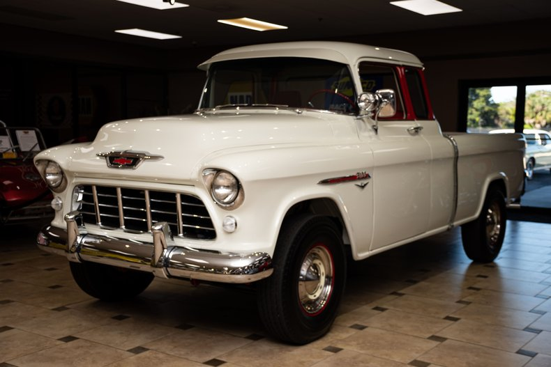 1955 chevrolet 3100 cameo restomod