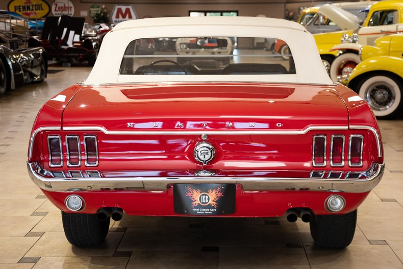 1967 ford mustang gt s code 390