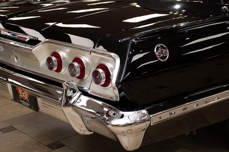 1963 chevrolet impala ss 409 2x4bbl