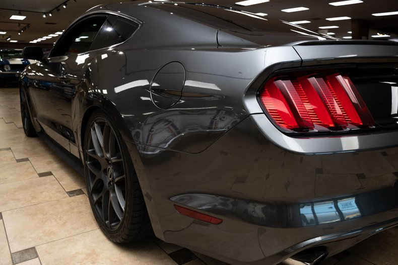 2015 ford mustang only 11 951 miles
