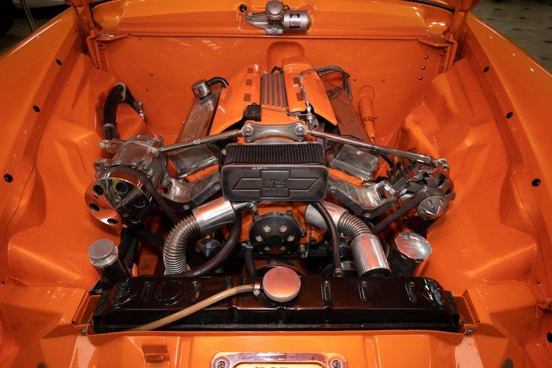 1953 studebaker champion starlight coupe restomod