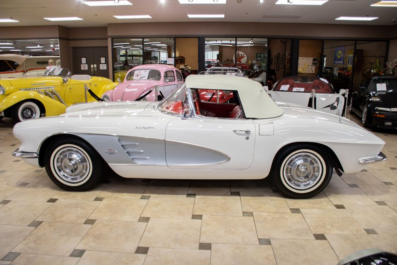 1961 chevrolet corvette fuelie 1 of 118