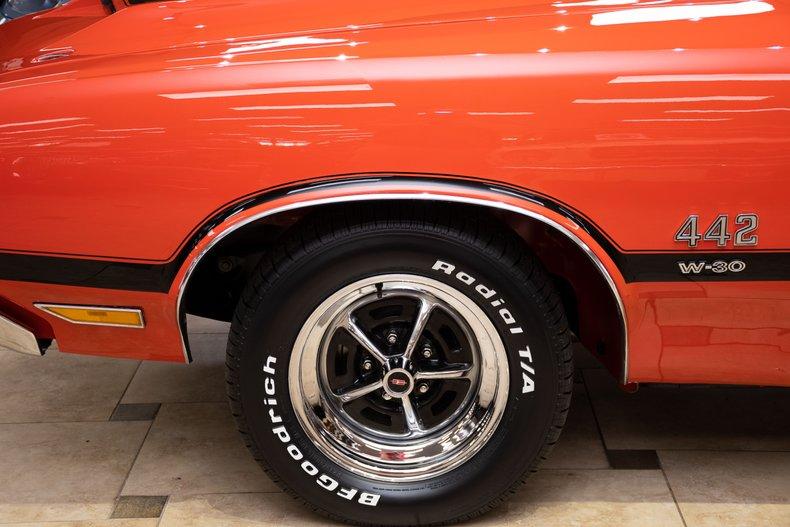 1970 oldsmobile 442 w 30 convertible