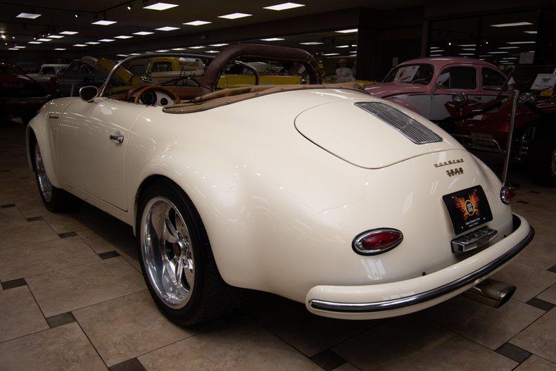 1988 porsche 356 speedster replica
