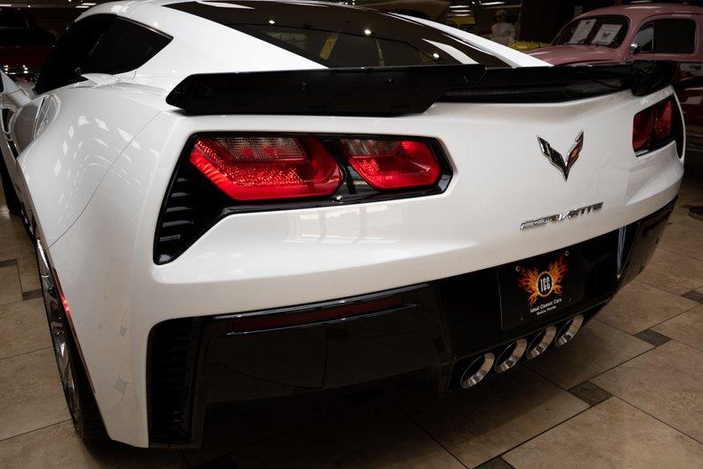 2017 chevrolet corvette grand sport only 1 915 miles