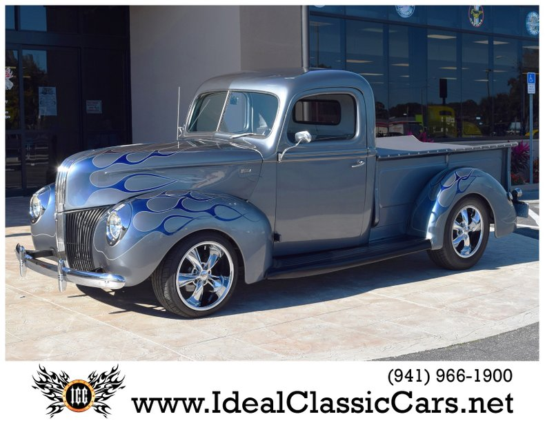 1941 Ford Pickup for sale #103127 | MCG