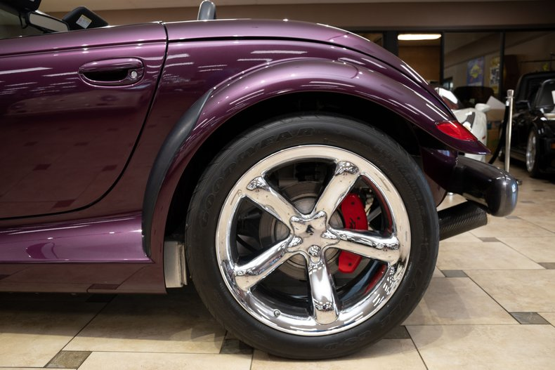 1999 plymouth prowler only 12k miles