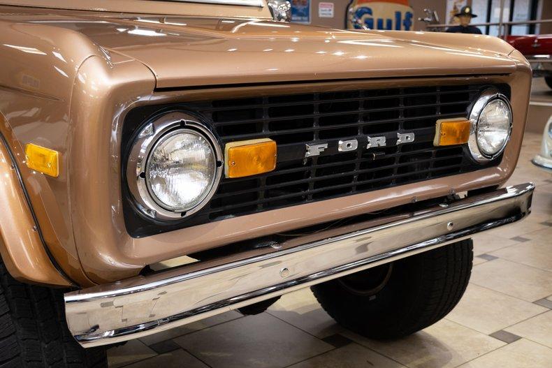 1976 ford bronco 302c i auto