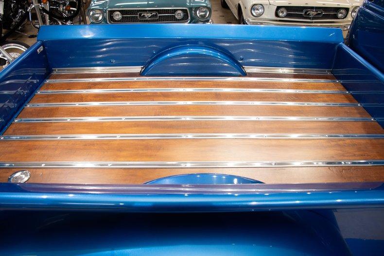1949 chevrolet 3100 restomod big block
