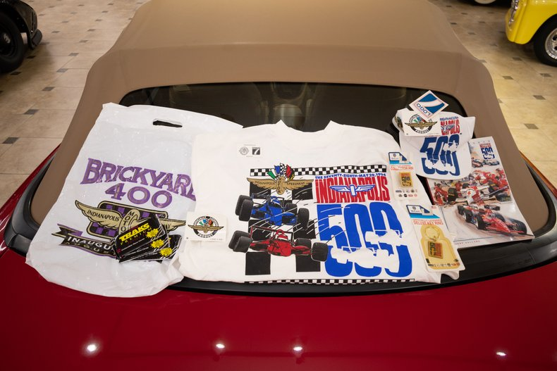 1994 ford mustang cobra pace car 184 miles