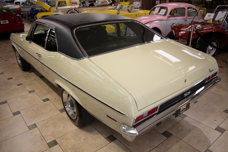 1972 chevrolet nova ss 4 speed 14k orig miles