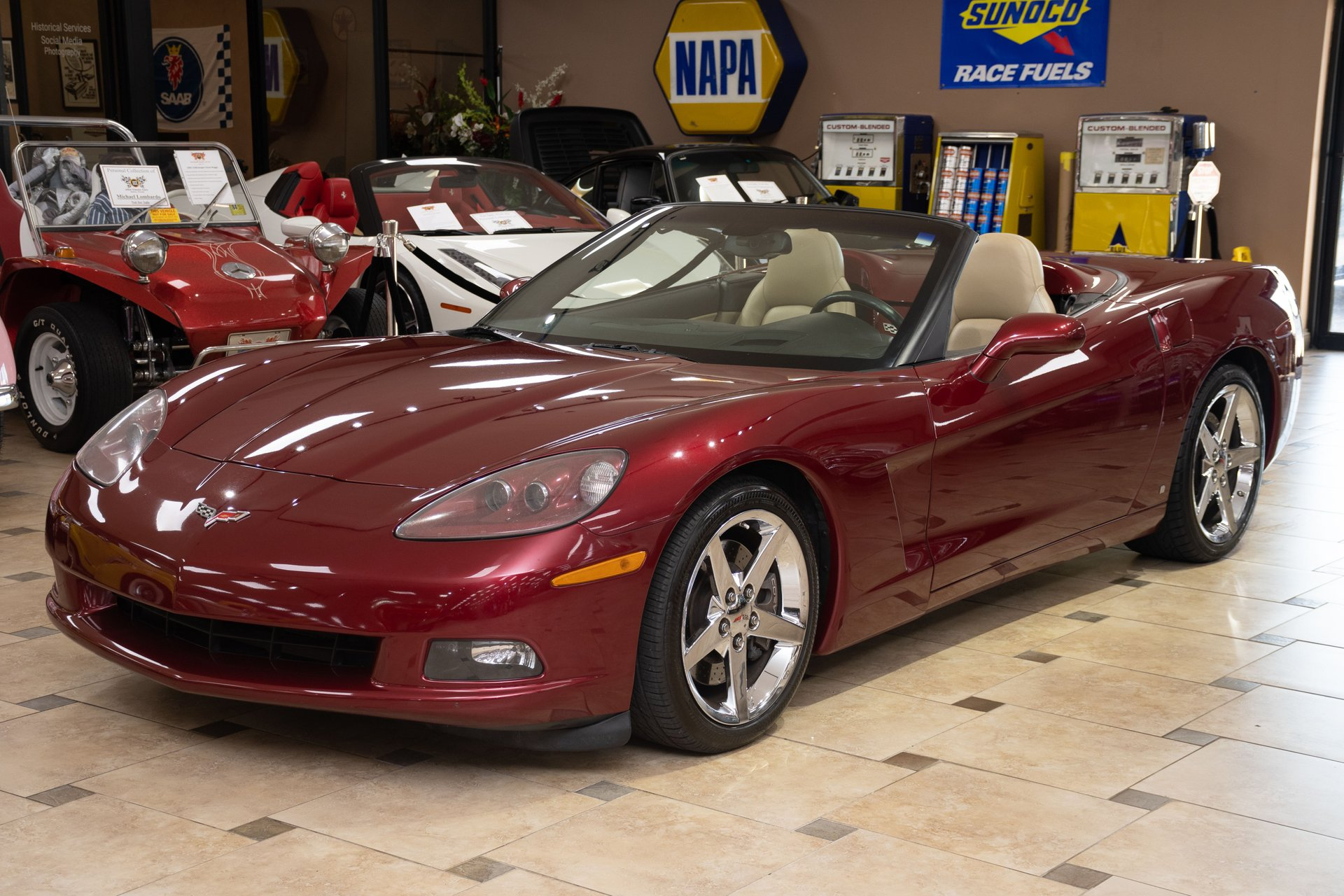2007 chevrolet corvette only 24 550 miles