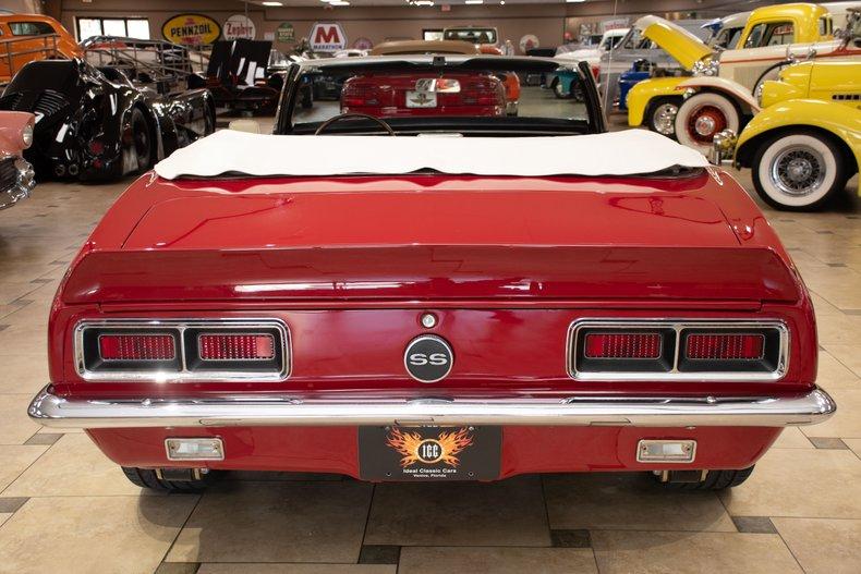 1968 chevrolet camaro rs ss restomod lsx v8