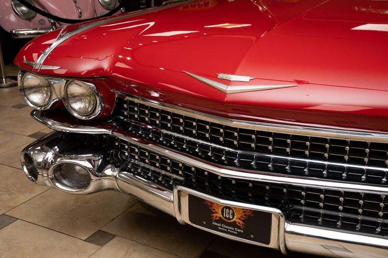 1959 cadillac series 62 coupe de ville aaca national winner