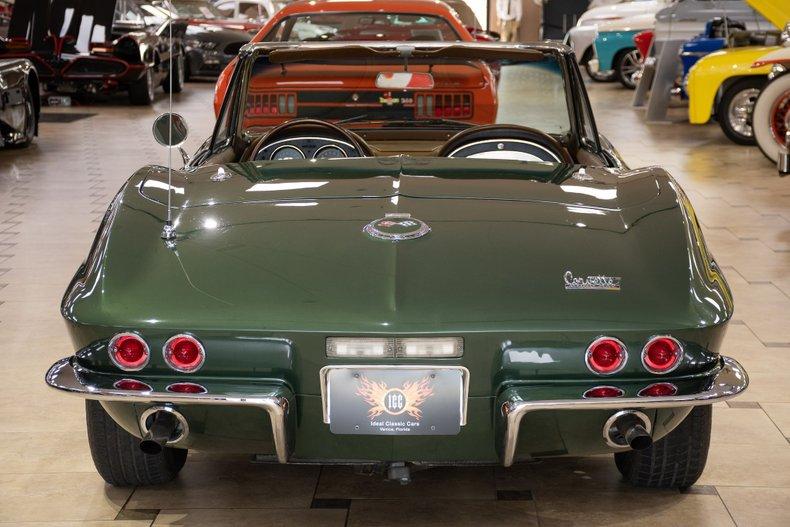 1967 chevrolet corvette ncrs top flight