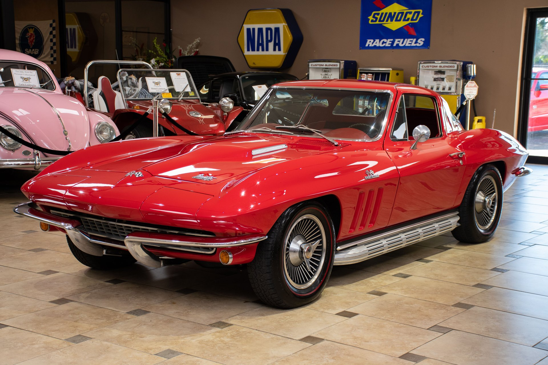 1966 chevrolet corvette big block 4 speed