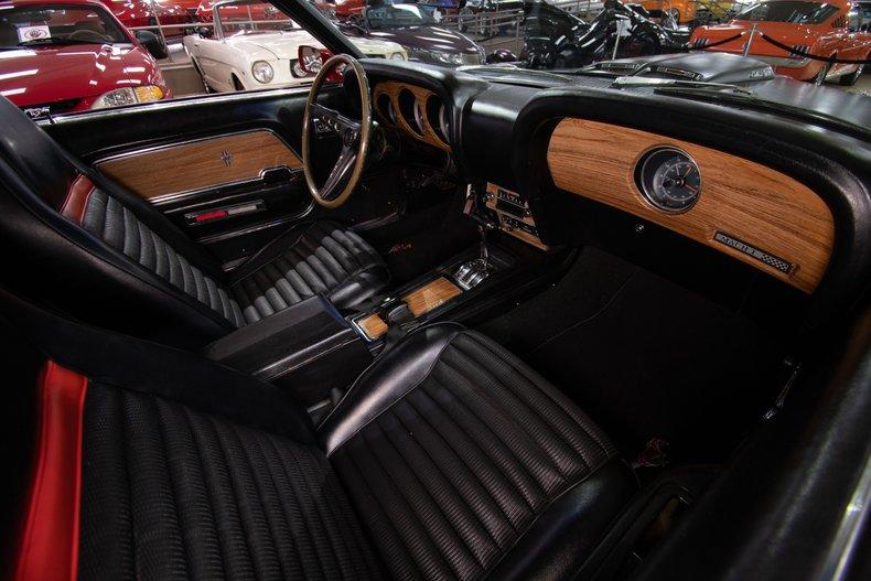 1969 ford mustang mach 1 428 cobra jet