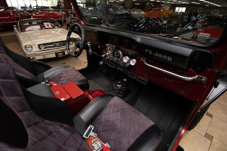 1977 jeep cj 5 355c i v8