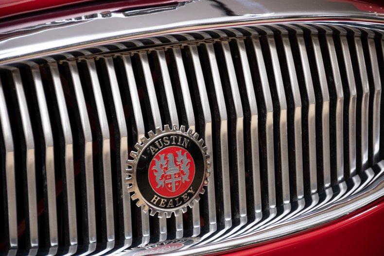 1967 austin healey 3000 mark iii