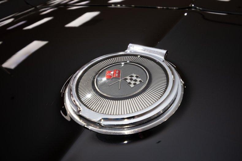 1965 chevrolet corvette l76 365hp