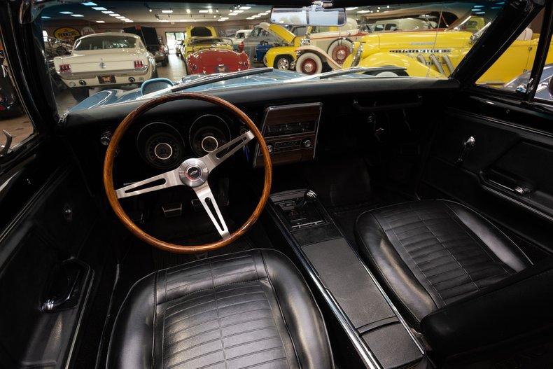 1967 pontiac firebird 400 convertible
