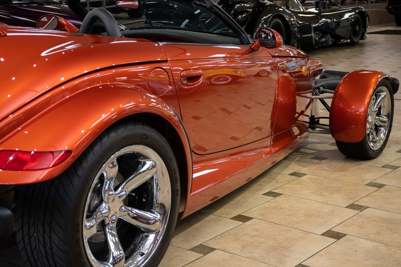 2001 plymouth prowler only 854 miles