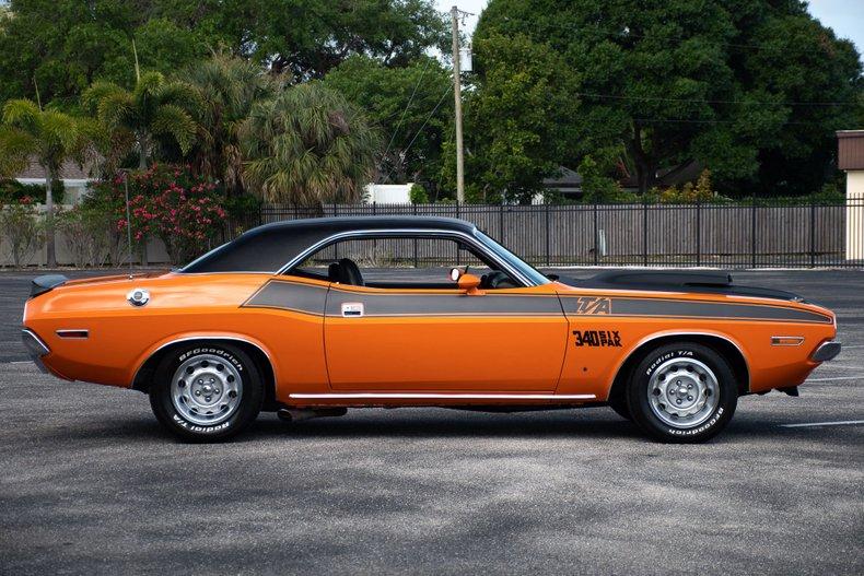 1970 dodge challenger t a 4 speed