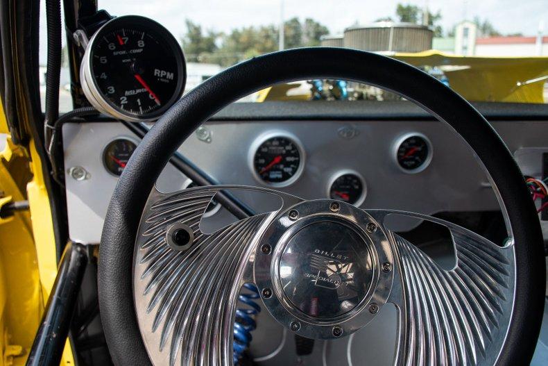 1969 chevrolet camaro custom drag car