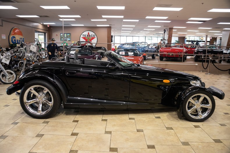 2000 plymouth prowler only 5000 miles