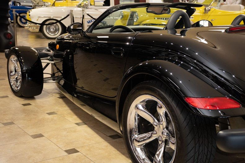 2000 plymouth prowler only 5 000 original miles