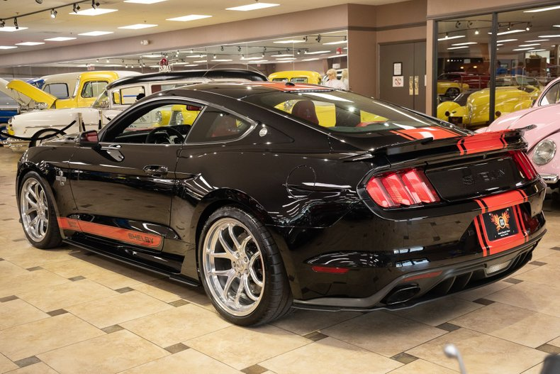 2017 shelby super snake only 464 miles