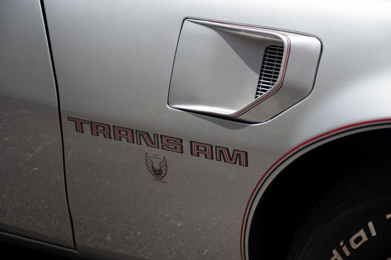 1979 pontiac firebird trans am 10th anniversary