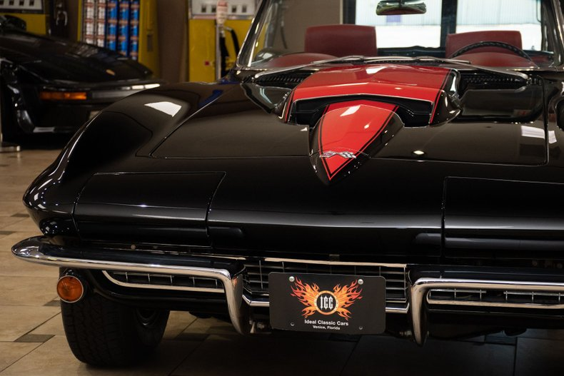 1967 chevrolet corvette big block 4 speed