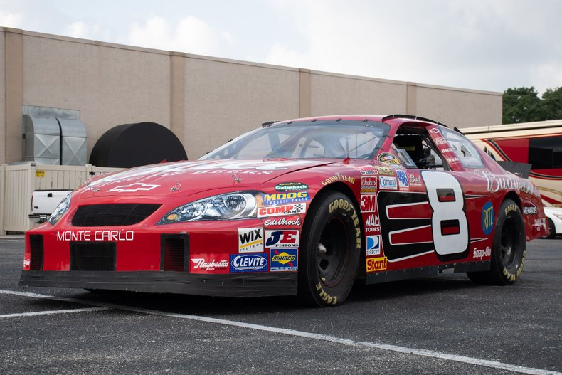 2006 chevrolet monte carlo nascar stock car