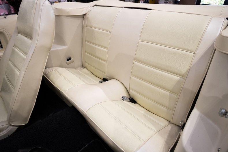 1973 ford mustang 351 cobra jet 4 speed