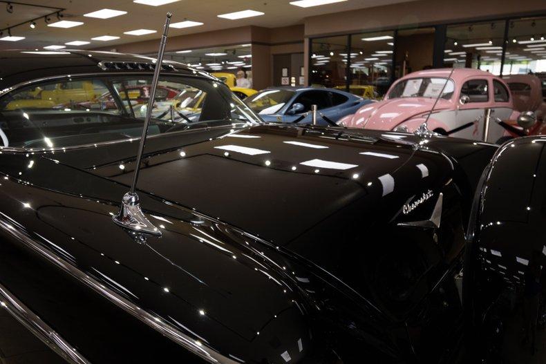1958 chevrolet impala big block tri power