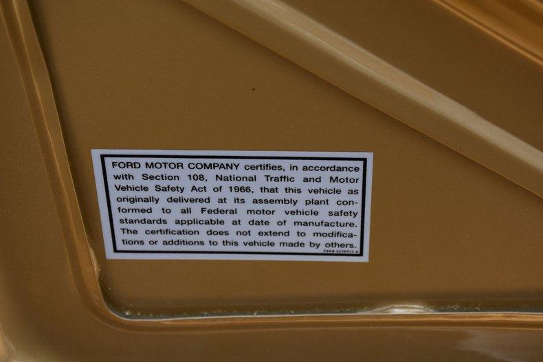 1968 mercury cyclone gt concours restoration